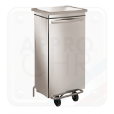 SUPPORT SAC POUBELLE INOX CARENE 100L Accueil 548X100