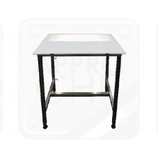 TABLE DE FILETAGE LUMINEUSE TABLES INOX TABLE-FILET
