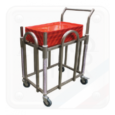 CHARIOT A PLATEAUX ABS Accueil 460301